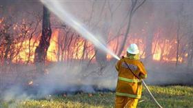 مصرع شخص ودمار 100 منزل جراء حرائق الغابات في أستراليا