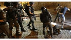 إصابة فلسطينيين اثنين خلال مواجهات مع الاحتلال في القدس