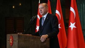 الرئيس التركي رجب طيب اردوغان