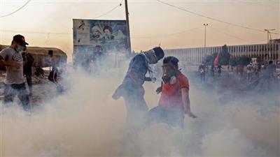 العراق: مجموعة «منفلتة» تفجر أحد أبراج المراقبة شرقي بغداد