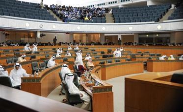 مجلس الأمة يستعرض 5 رسائل واردة من سمو أمير البلاد