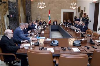 الرئيس عون يدعو الدول العربية إلى مساعدة لبنان للنهوض بالاقتصاد