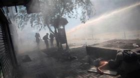 تصاعد المواجهات بين المتظاهرين والشرطة في تشيلي.. وتراجع قياسي للعملة