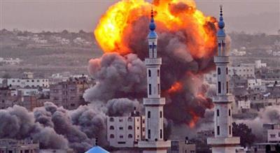 23 شهيدًا في الغارات الإسرائيلية على غزة