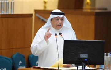وزير الداخلية الشيخ خالد الجراح