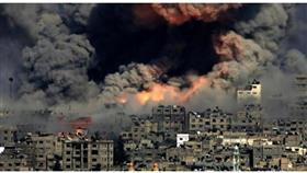 ارتفاع ضحايا الغارات الإسرائيلية على قطاع غزة لـ 34 شهيدًا