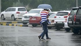 فرص لأمطار متفرقة