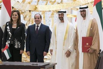 بـ 20 مليار دولار.. اتفاقية ضخمة بين مصر والإمارات