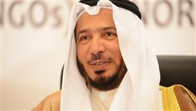 المستشار بالديوان الأميري رئيس الهيئة الخيرية الاسلامية العالمية الدكتور عبدالله المعتوق