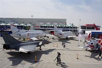 وزارة الدفاع تشارك في فعاليات معرض دبي للطيران 2019