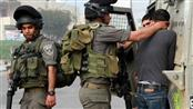 اعتقال 17 فلسطينياً في الضفة الغربية