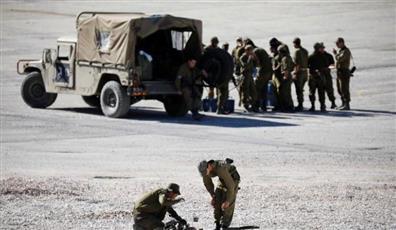 جيش الاحتلال الإسرائيلي: صافرات الإنذار من صواريخ قادمة تنطلق في هضبة الجولان