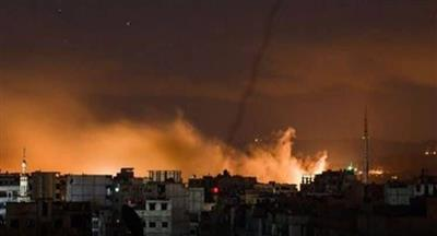 هجمات إسرائيلية على «عشرات المواقع الإيرانية» في سوريا
