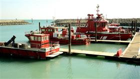 المكراد: عدد المراكز البحرية للإطفاء سيصل 7 قريبًا
