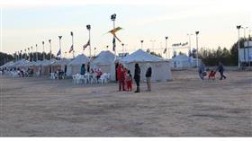 «الداخلية»: افتتاح المخيم الربيعي لضباط الشرطة