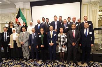 الوفد الكويتي المشارك في الملتقى