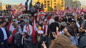 اللبنانيون أحيوا الاستقلال بعرض مدني وسط بيروت