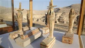 مصر.. اكتشاف 25 تمثالا أثريًا بمنطقة سقارة المصرية