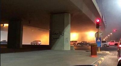 الداخلية: لا صحة لإطلاق نار أسفل أحد الجسور
