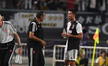 ساري: رونالدو ربما يغيب عن مواجهة أتليتيكو مدريد في دوري الابطال