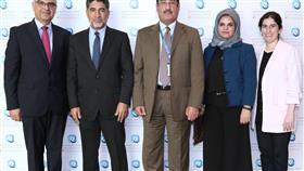 المدير الإقليمي لمنظمة الصحة العالمية لشرق المتوسط يزور معهد دسمان للسكري
