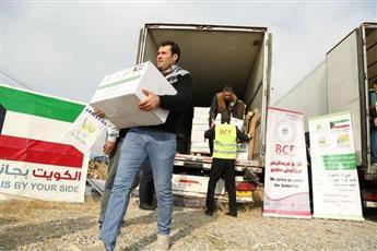 عطاء يتجدد.. الكويت تواصل مبادراتها الإنسانية لإغاثة المنكوبين