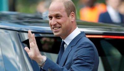 الأمير وليام يصل غدًا إلى البلاد في زيارة رسمية
