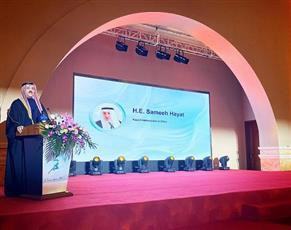 السفير الكويتي لدى الصين في كلمة عن مسابقة (هواوي ) النهائية لتقنية المعلومات والاتصالات