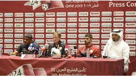 مدرب عمان: مباراتنا أمام السعودية.. صعبة