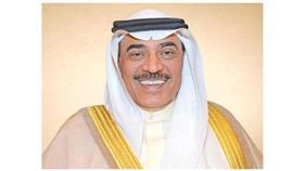 رئيس مجلس الوزراء الشيخ صباح الخالد