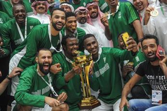 السعودية تتوج بـ «خليجي 16» للسلة