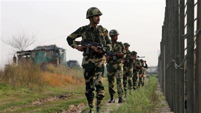مقتل وجرح ثلاثة عناصر من قوات حرس الحدود الباكستانية في هجوم مسلح
