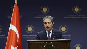 المتحدث باسم وزارة الخارجية التركية حامي أقصوي