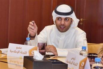 الكويتي سالم سعدون مراقباً لمواجهة قطر والإمارات.. كمسؤول إعلامي