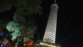 برج القاهرة شيد عام 1961