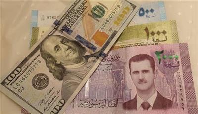 الدولار كان يعادل نحو 50 ليرة قبل الأزمة التي بدأت 2011
