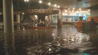 إعصار «كاموري» يجتاح الفلبين ويعطل السفر والعمل