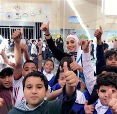 النساء والأطفال حجر أساس في إرساء العمل التطوعي في الكويت