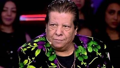 وفاة المطرب الشعبي المصري شعبان عبدالرحيم عن عمر 62 عاماً