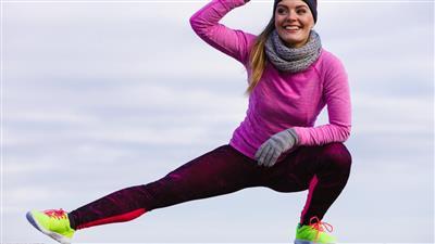 7 نصائح أثناء ممارسة التمارين الرياضية في الشتاء