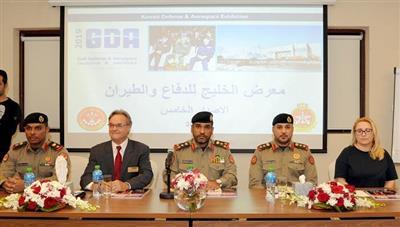 الجيش: معرض الخليج للدفاع والطيران الخامس يفتتح الثلاثاء