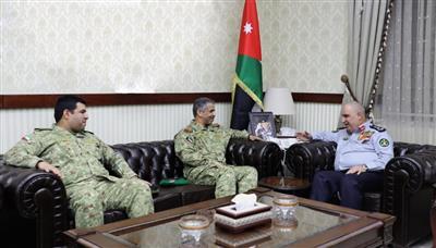 «الدفاع المدني الأردني»: حريصون على تبادل الخبرات التدريبية مع الكويت