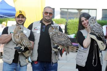 فريق تربية «البوم»: نحميه من الانقراض بتجربة رائدة في الشرق الأوسط
