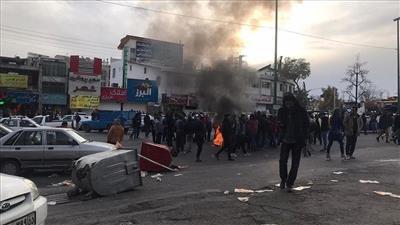 أمريكا تتهم إيران بقتل ما لا يقل عن ألف شخص منذ بداية الاحتجاجات