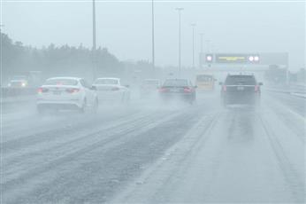 «الأرصاد»: أمطار متفرقة تكون رعدية أحياناً على معظم المناطق