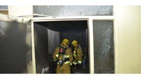 «الإطفاء»: السيطرة على حريق اندلع في عمارة مكونة من 8 أدوار بمنطقة خيطان