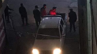 مسلحون بزي مدني يطلقون النار على المتظاهرين في بغداد