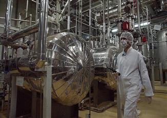 إيران تكشف عن جيل جديد من أجهزة الطرد المركزي قريباً