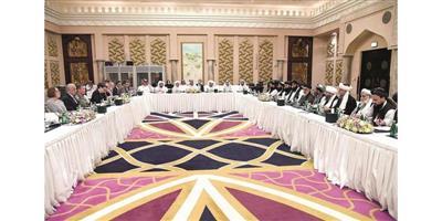 استئناف محادثات السلام بين واشنطن وحركة طالبان بالدوحة
