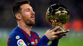 في ليلة تقديم الكرة الذهبية السادسة.. ميسي يقود برشلونة لاكتساح مايوركا بخماسية